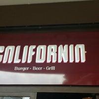 Photo taken at California Burger by Fábio M. on 8/16/2014