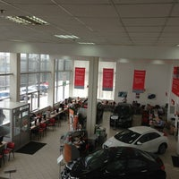 Photo taken at Major Auto - Honda by Максим М. on 7/22/2013