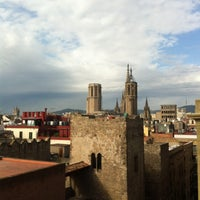 Foto tomada en Hotel Eurostars Laietana Palace por Nadya R. el 11/9/2012