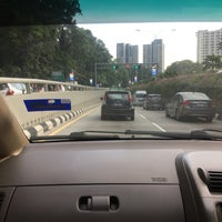 Photo taken at Jalan Tun Razak Tunnel by MayangBella 💋 on 9/14/2016