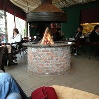 Photo taken at Cafe Besler - Gorhele by Şemsettin A. on 2/9/2013
