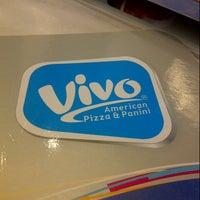 Photo taken at Vivo American Pizza & Panini by Akramin S. on 9/24/2012