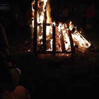 Photo taken at Peace Village Hostel Mesen by Zoë D. on 10/3/2014