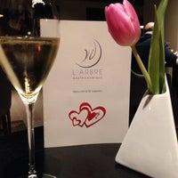 Photo taken at Arbre (restaurant du carrefour de l'arbre) by Nathanaël G. on 2/14/2015