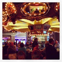 Photo taken at The Carousel Bar & Lounge by Sam O. on 4/24/2013