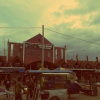 Photo taken at Pasar Ulin Raya by Jon S. on 10/31/2012