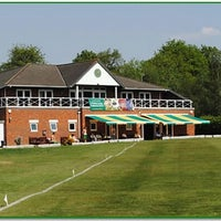 Photo taken at Camberley Cricket Club by Gibby on 5/2/2013