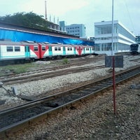 Photo taken at Stasiun Medan by Ekosuke R. on 11/26/2012