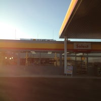 Photo taken at Shell by Lukas P. on 3/4/2013