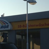 Photo taken at Shell Mistelbach by Lukas P. on 6/17/2013