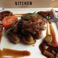 Снимок сделан в The Kitchen пользователем Ленуличка 4/13/2013