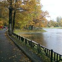 10/7/2012 tarihinde Дмитрий К.ziyaretçi tarafından Парк «Останкино»'de çekilen fotoğraf