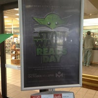 Photo taken at Midwest City Library by Tiffany R. on 10/11/2014