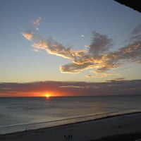 Photo taken at Lido Beach by Gillian's P. on 9/28/2012