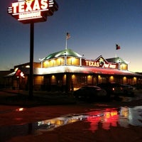 Photo taken at Texas Roadhouse by Amanda W. on 2/9/2013