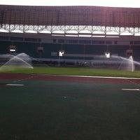 Photo taken at Tamale Stadium by kwame p. on 3/20/2013