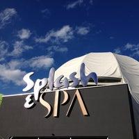 Photo taken at Splash e Spa Tamaro by Elena C. on 6/10/2013