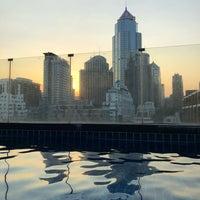 Photo taken at Hotel Icon Bangkok by Elena C. on 1/19/2018