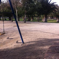 Photo taken at Parque Violeta Parra by Kako on 8/21/2013