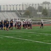 Photo taken at Jefferson High School by Lisa T. on 10/20/2013