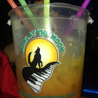 Photo taken at Howl at the Moon by Veronica B. on 5/12/2013