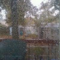 Photo taken at Frankenstorm Apocalypse - Hurricane Sandy by Stephanie N. on 10/29/2012