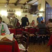 Photo taken at La Cantina di Via Sapienza by Svyatoslav V. on 9/6/2013