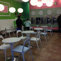 Photo taken at Sweet Frog by L0ve D. on 12/31/2012