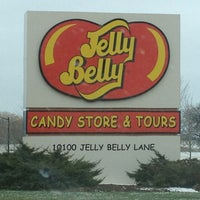 Photo taken at Jelly Belly Visitor Center by Sheila R. on 12/26/2012