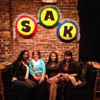 Photo taken at SAK Comedy Lab by Denisse R. on 12/9/2012