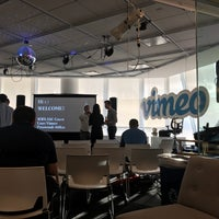 Photo taken at Vimeo HQ by Wayne 🚴 on 6/15/2017