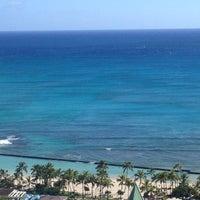 Photo taken at Hilton Waikiki Beach by Kara on 6/15/2013