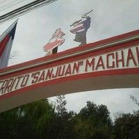 Photo taken at Cerro San Juan by Antonio M. on 9/17/2012