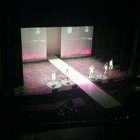Photo taken at Performing Arts Center, Purchase College by Que C. on 1/20/2013