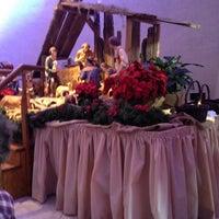 Photo taken at St. Maria Goretti Catholic Church by Eileen D. on 12/24/2012