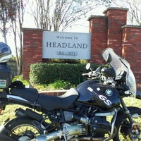 Photo taken at Headland, AL by Paul M. on 11/9/2012
