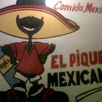 Photo taken at El Pique Mexicano by Juan Andrés F. on 12/26/2012