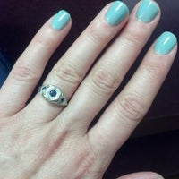 Photo taken at Crystal nails by Mimma S. on 8/24/2013