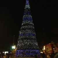 Photo taken at Plaza De Graneros by Javier L. on 12/24/2012