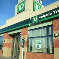 Photo taken at TD Canada Trust by Jonathan C. on 2/10/2013