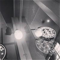 Photo taken at Starbucks by Erika F. on 4/11/2013