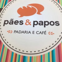Photo taken at Pães e Papos Campeche by Samanta M. on 3/17/2018
