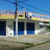 Photo taken at Neto Móveis #TudoParaSeuLar by Renan G. on 5/10/2013