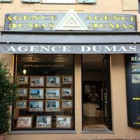 Photo taken at Agence Dumas by Christophe Bourgeois on 8/11/2013
