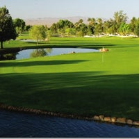 Photo taken at Boulder City Municipal Golf Course by Rick H. on 6/22/2014