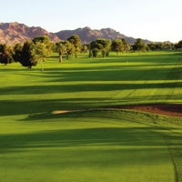Photo taken at Boulder City Municipal Golf Course by Rick H. on 6/29/2014