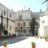 Photo taken at Hosteria Del Convento by Francisco C. on 3/17/2013