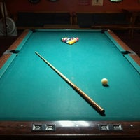 Photo taken at Twain's Brewpub & Billiards by Andre R. on 3/27/2013