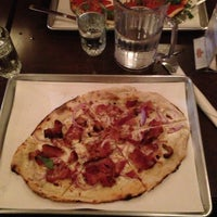 Photo taken at Prato Pizzeria Cafe by Martin L. on 10/25/2012