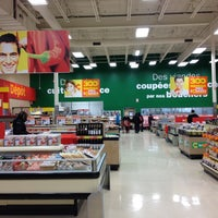 Photo taken at Super C by Frank on 4/14/2013